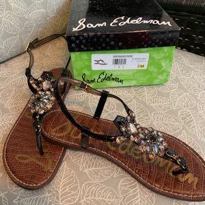 Sam Edelman Grayson sandals, size 9